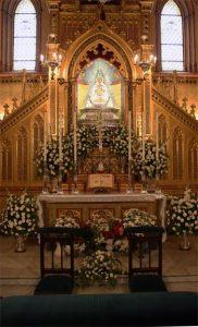 Capilla de Nuestra Señora de Setefilla