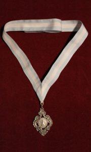 Cinta de la medalla de Hermano
