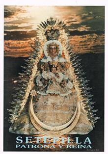 Revista conmemorativa de la coronación canónica de la Sagrada Imagen de Nuestra Señora de Setefilla