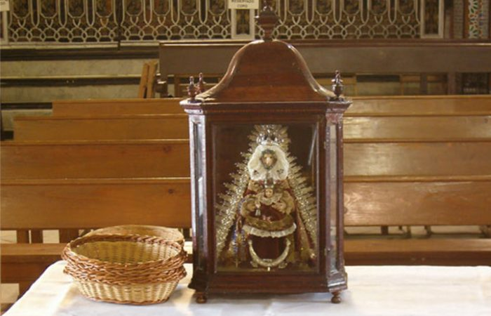 """Función de la Visita Domiciliaria """"Las Capillitas"""" en honor a María Santísima de Setefilla"""