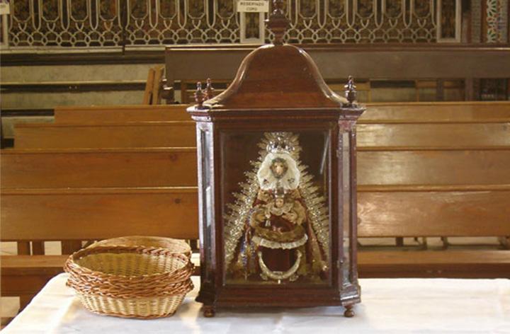 Convocatoria de la Novena en honor a María Santísima de Setefilla